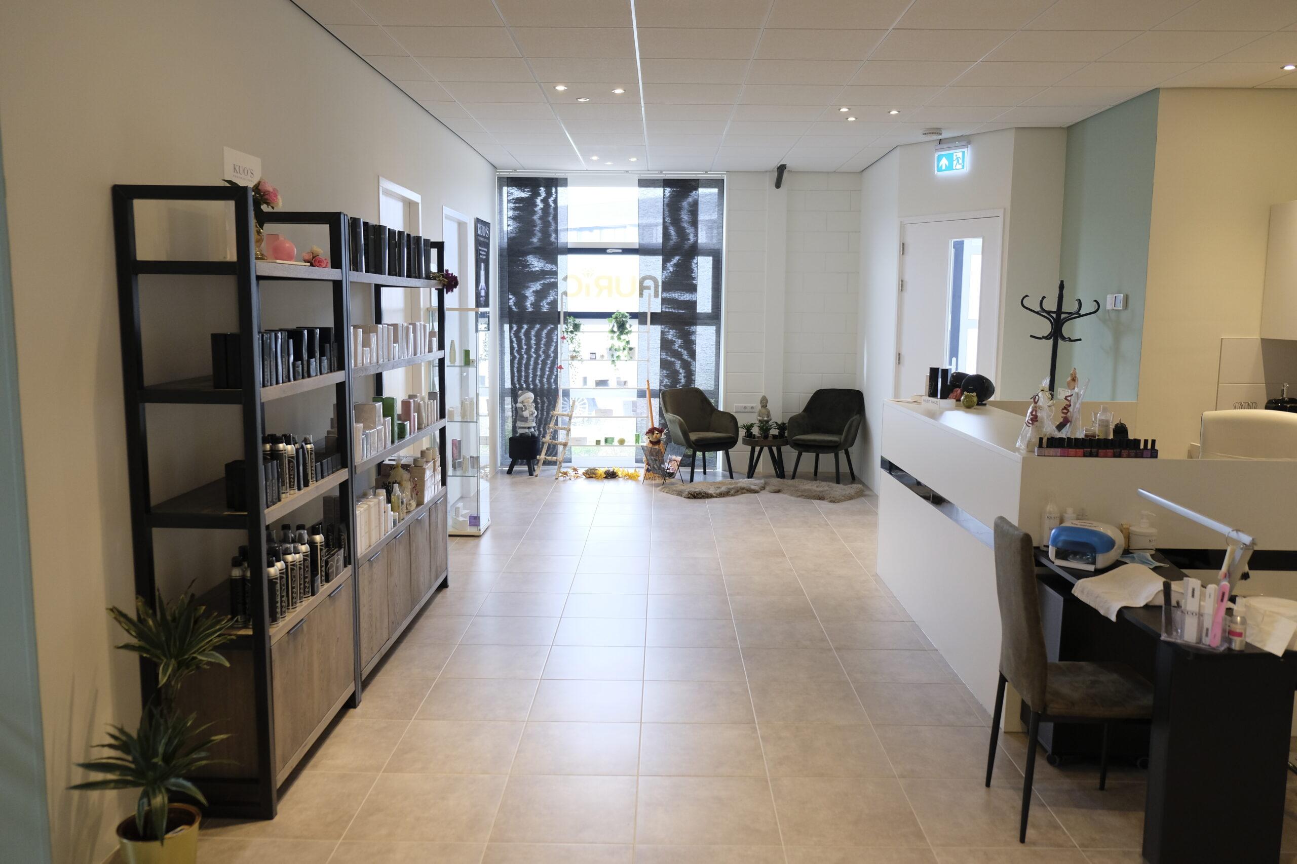 Kapper IJsselstein Auric Skincare