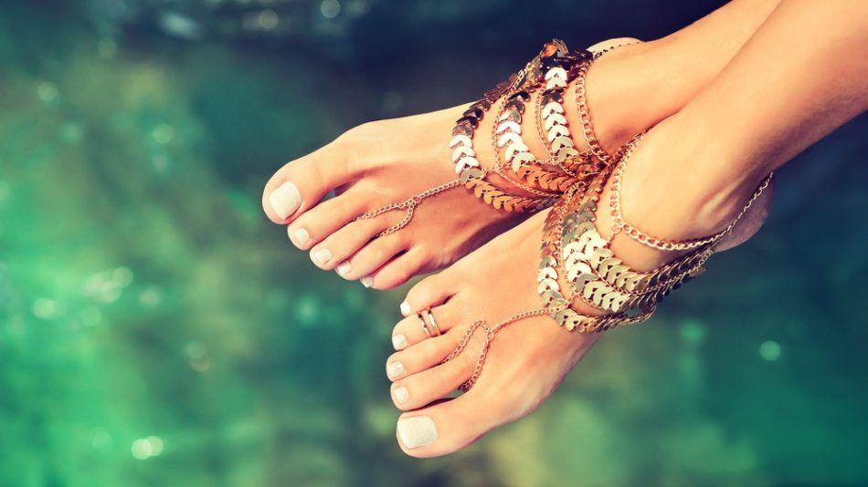 voeten verzorgen