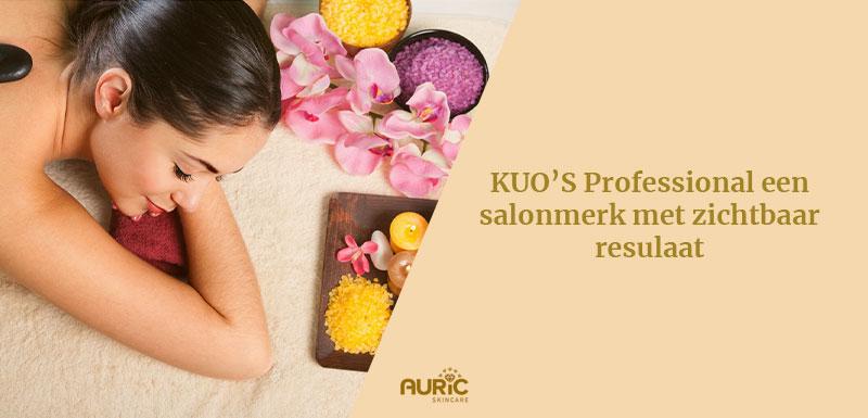 Wie zijn wij Auric Skincare
